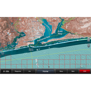 Garmin Standard Mapping - Emerald Coast Professional microSD\/SD Card [010-C1191-00]
