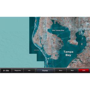 Garmin Standard Mapping - Florida West Pen Classic microSD\/SD Card [010-C1201-00]
