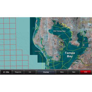 Garmin Standard Mapping - Florida West Pen Premium microSD\/SD Card [010-C1202-00]