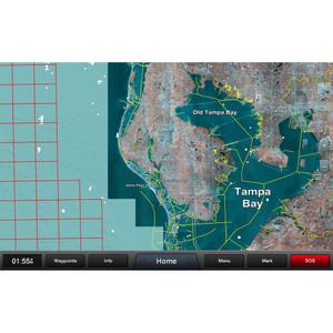 Garmin Standard Mapping - Florida West Pen Professional microSD\/SD Card [010-C1203-00]