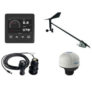 VDO Navigation Kit Plus f\/Sail, Wind Sensor, Transducer, Nav Sensor, Display  Cables [A2C1352150003]