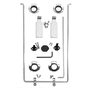 Edson Hardware Kit f\/Luncheon Table - Clamp Style [785-761-95]