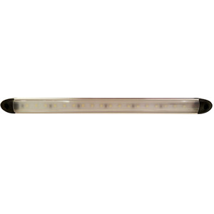 "Aqua Signal Aruba Surface Mount LED Linear Light - 12V - Cool White - 18"" [16722-7]"