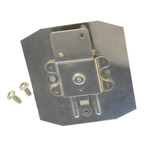 Aqua Signal Replacement Mounting Plate f\/Series 40  50 Incandescent Fixtures [43901-1]