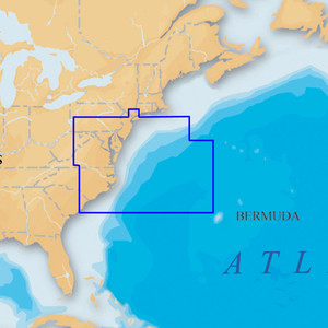 Navionics Platinum+ - US Mid Atlantic and Canyons microSD\/SD [MSD\/905P+]