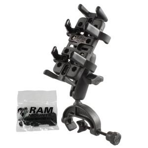 RAM Mount Universal Finger Grip Clamp Mount [RAP-B-121-UN4U]