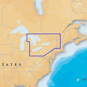 Navionics Platinum+ - East Great Lakes - microSD\/SD [MSD\/901P+]