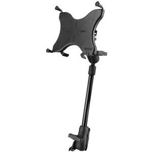"RAM Mount X-GripWheelchair Seat Track Mount f\/9""-10"" Tablets [RAM-238-WCT-9-UN9]"
