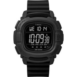 Timex DGTL BST.47 Boost Shock Watch - Black [TW5M26100JV]