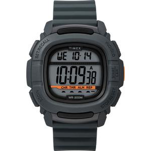 Timex DGTL BST.47 Boost Shock Watch - Grey\/Orange [TW5M26700JV]