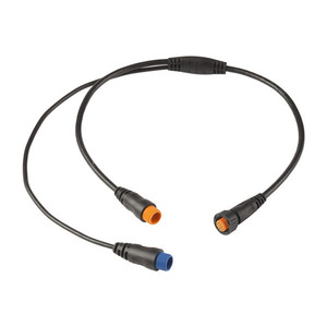 Garmin Transducer Adapter Cable f\/P72, P79, GT15 & GT30 for echoMAP CHIRP [010-12445-33]