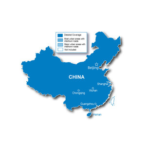 Garmin City Navigator - China NT - English - microSD\/SD [010-11214-00]