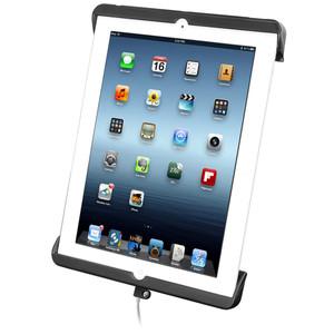 RAM Mount TAB-DOCK Sync Cradle f\/4th Generation Apple iPad w\/Lighting Connector - w\/o Case [RAM-HOL-TABD14U]