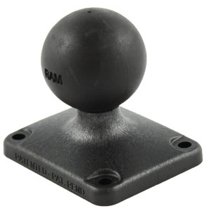 "RAM Mount 2"" x 2.5"" Rectangle Composite Base w\/1.5"" Ball [RAP-202U-225]"