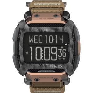 Timex Command 54mm - Black Case w\/Black Fastwrap  Copper Accent [TW5M28600JV]