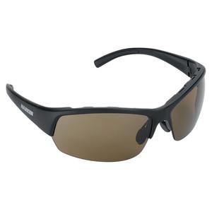 Harken Waypoint Sunglasses - Matte Black Frame\/Grey Lens [2089]