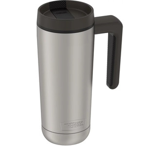 Thermos Guardian Collection Stainless Steel Mug 5 Hours Hot\/14 Hours Cold - 18oz - Matte Steel [TS1309MS4]