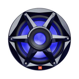 "JBL 10"" Marine RGB Passive Subwoofer - Black Stadium Series [STADIUMMB1000AM]"