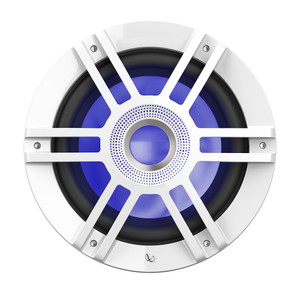 "Infinity 10"" Marine RGB Kappa Series Passive Subwoofer - White [KAPPA1010M]"