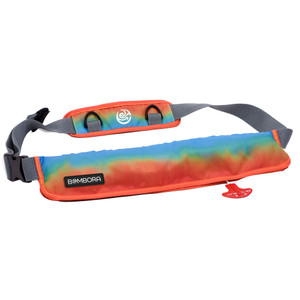 Bombora 16oz Inflatable Belt Pack - Sunrise [SNR1619]