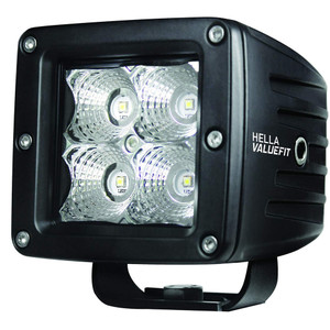 Hella Marine Value Fit LED 4 Cube Flood Light - Black [357204031]