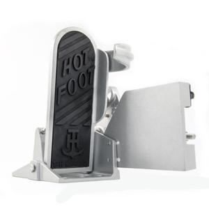 T-H Marine HOT FOOT Universal Original Foot Throttle f\/All Marine Engines [HF-1-DP]