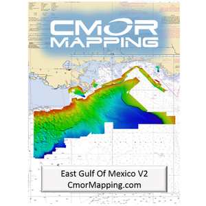 Furuno CMOR Mapping East Gulf of Mexico f\/TZtouch2 [MM3-WAR-BAT-02]