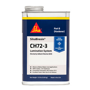 Sika SikaBiresin CH72-3 Slow Cure - Pale Amber - Quart [607400]