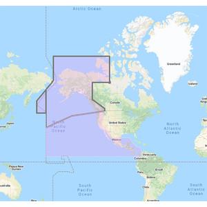 Furuno US  Canada Pacific Coast, Hawaii, Alaska, Mexico to Panama - C-MAP Mega Wide Chart [MM3-VNA-035]