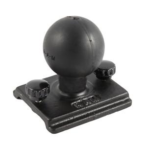 RAM Mount RAM Track Plate Ball Base f\/Tite-Lok [RAM-D-228U]