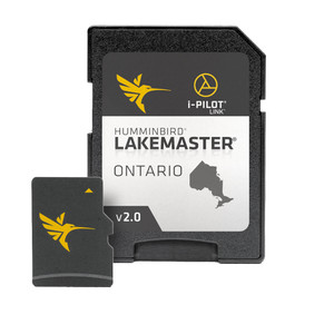 Humminbird LakeMaster Chart - Ontario w\/Woods  Rainy Lakes - Version 2 [600053-2]