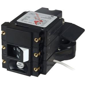Blue Sea A-Series ELCI Main Circuit Breaker - Double Pole 120V AC 30A [3102100]