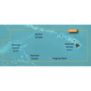 Garmin BlueChart g3 HD - HXUS027R - Hawaiian Islands - Mariana Islands - microSD\/SD [010-C0728-20]