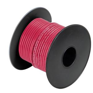 Cobra Wire 12 Gauge Marine Wire - Red - 100 [A1012T-01-100']