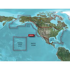 Garmin BlueChart g3 HD - HXUS604x - US All  Canadian West - microSD\/SD [010-C1018-20]