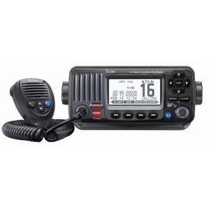 Icom M424G Fixed Mount VHF w\/Built-In GPS - Black [M424G 41]