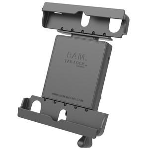 """RAM Mount RAM Tab-Lock Holder f\/9""""-10.5"""" Tablets w\/Heavy Duty Cases [RAM-HOL-TABL20U]"""