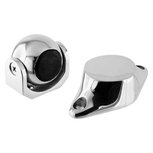 Southco Magnetic Door  Window Holder Proud Surface - Stainless Steel [M5-7A-4342-8]