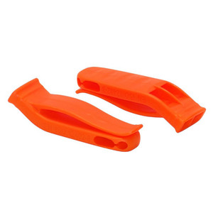 MTI Signal Whistle - Orange - 10-Pack [MAWSTL10-2]