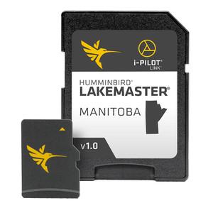 Humminbird LakeMaster Manitoba Chart - Version 1 [600056-1]