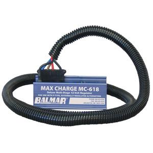Balmar Max Charge MC-618 Regulator 12V w\/Harness Multi-Stage [MC-618-H]