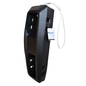 FATSAC Fender Black w\/5 White Rope [M1020]