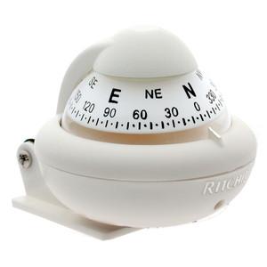 Ritchie X-10W-M RitchieSport Compass - Bracket Mount - White [X-10W-M]