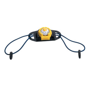 Ritchie X-11Y-TD SportAbout Compass w\/Kayak Tie-Down Holder - Yellow\/Black [X-11Y-TD]
