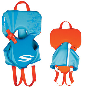 Stearns Infant Hydroprene Life Vest - Blue - Under 30lbs [2000037886]