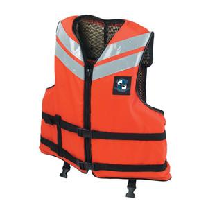 Stearns Work Boat Flotation Vest - X-Large [I465ORG05000F]