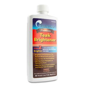 Whitecap Premium Teak Brightener - 16oz [TK-91000]