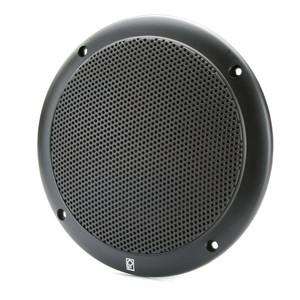 """Poly-Planar 5"""" 2-Way Coax-Integral Grill Speaker - (Pair) Black [MA4055B]"""