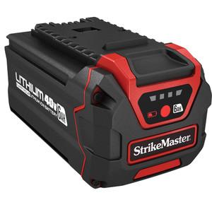 StrikeMaster Lithium 40V 6AH Battery w\/USB Port [LFV6-B]