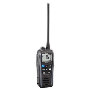 Icom M25 Handheld Floating VHF Marine Radio - Metallic Gray [M25-11]